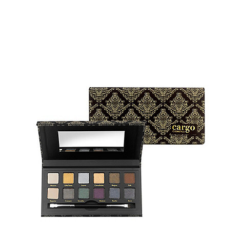 Cargo Cosmetics - Let+s Meet In Paris Holiday Eye Shadow Palette