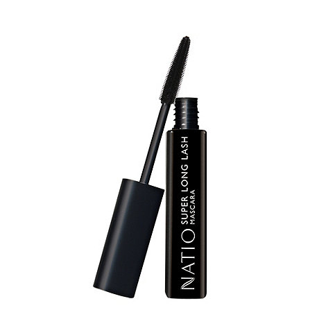 Natio - Super Long Lash Mascara - Black