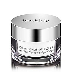 black Up - Dark Spot Correcting Night Cream