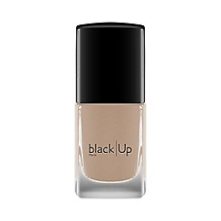 black Up - Nude beige grey no. 1 nail polish 11ml