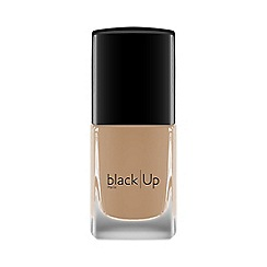 black Up - Nude beige pink no. 10 nail polish 11ml
