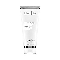 black|Up - Gentle exfoliating facial cream