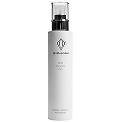 Crystal Clear - Deep Cleanse Gel 200ml