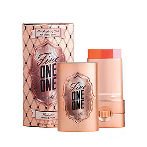 Benefit - +Fine One-One+ sheer brightening colour for cheeks and lips 40g