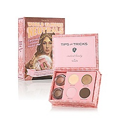 Benefit - World Famous Neutrals - Easiest Nudes Ever Eyeshadow Kit