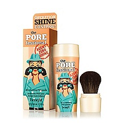 Benefit - The POREfessional: agent zero shine