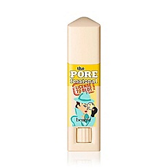 Benefit - the POREfessional: license to blot