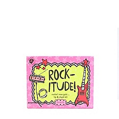 Benefit - 'ROCKitude! rockin' rose gold lip & cheek kit