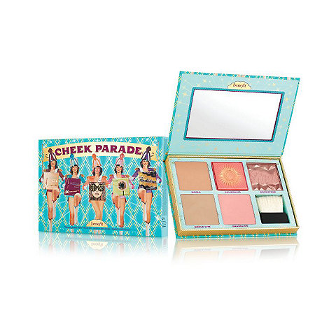 Benefit - Limited edition +CheekParade+bronzer and blusher palette gift set