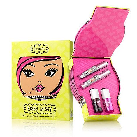 Benefit - +Kissy Missy+ gift set