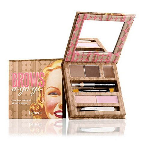 Benefit - Brows a-go-go brow and eye shaping kit