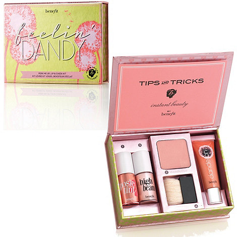 Benefit - Feelin+ Dandy lip & cheek kit gift set