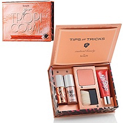 Benefit - Go Tropicoral lip & cheek kit gift set