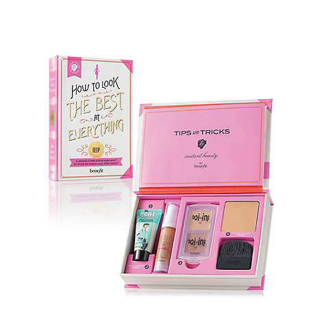 Benefit - How To Look The Best At Everything complexion kit - Dark