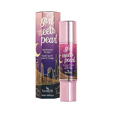 Benefit - Girl meets pearl - liquid face highlighter