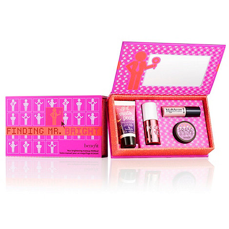 Benefit - Finding Mr Bright gift set