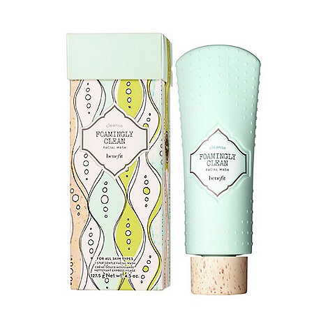 Benefit - +Foamingly Clean+ facial wash 127.5g