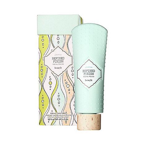 Benefit - +Refined Finish+ facial polish exfoliator 127.5g