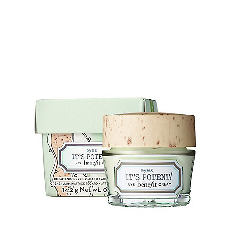 Benefit - +It+s potent!+ eye cream 14.2g