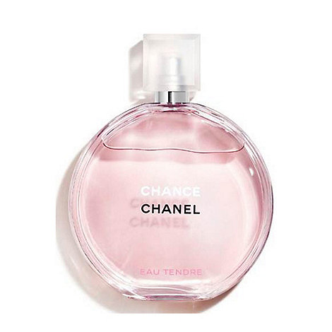 CHANEL - CHANCE EAU TENDRE eau de toilette spray 150ml