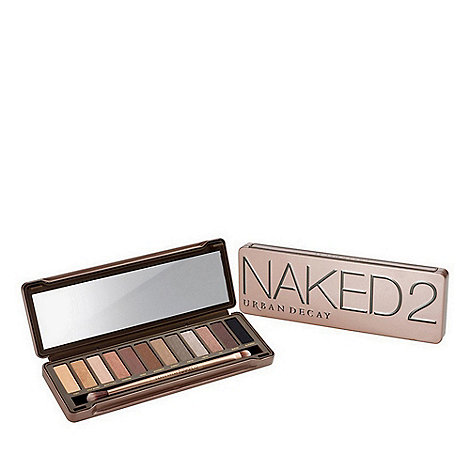 Urban Decay - NAKED 2 eyeshadow palette