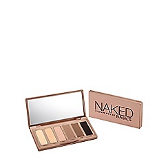 Urban Decay - 'Naked' basics eye shadow palette 6 x 1.3g