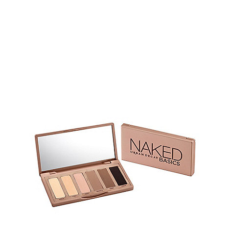 Urban Decay - +Naked+ basics eye shadow palette 6 x 1.3g