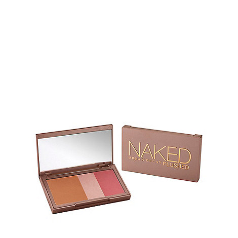 Urban Decay - +Naked+ flushed 14g