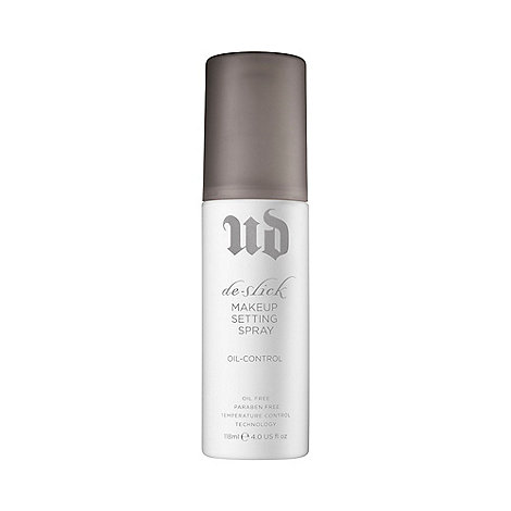 Urban Decay - De-Slick - Oil Control Makeup Setting Spray 118ml