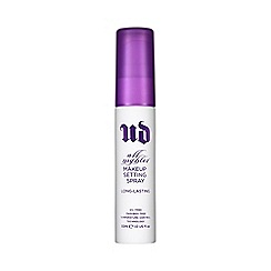 Urban Decay - All Nighter - Long-Lasting makeup Setting Spray 30ml Travel Size
