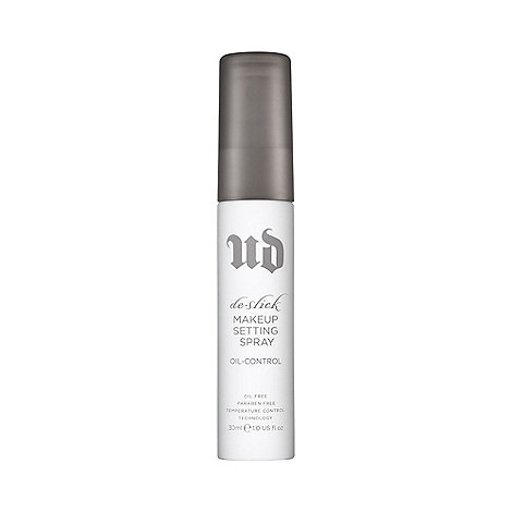 Urban Decay - +De-Slick+ travel size make up setting spray 30ml