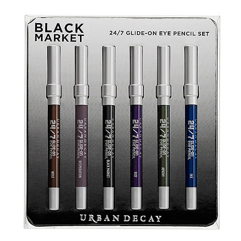 Urban Decay - Black Market 24/7 Glide-On Pencil Set