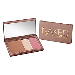 Urban Decay - 'Naked Flushed' bronzer, highlighter and blush trio