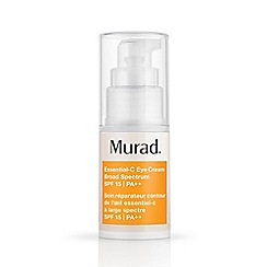 Murad - Essential-C Eye Cream SPF 15 PA++ 15ml