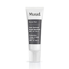 Murad - Face defense SPF 15 cream 50ml