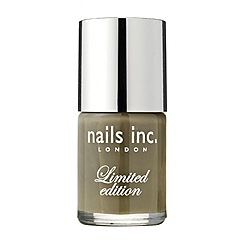 Nails Inc. - Foubert's Square Limited Edition nail polish