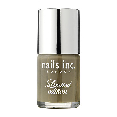 Nails Inc. - Limited edition Foubert+s Square nail polish 10ml