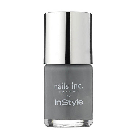 Nails Inc. - InStyle London Sky nail polish - limited edition