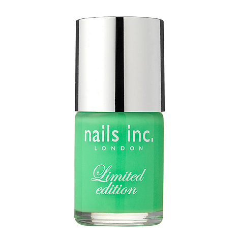 Nails Inc. - Limited edition Hyde Park Gate nail polish 10ml