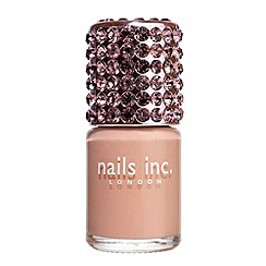 Nails Inc. - Nails inc Notting Hill Crystal Cap polish 10ml
