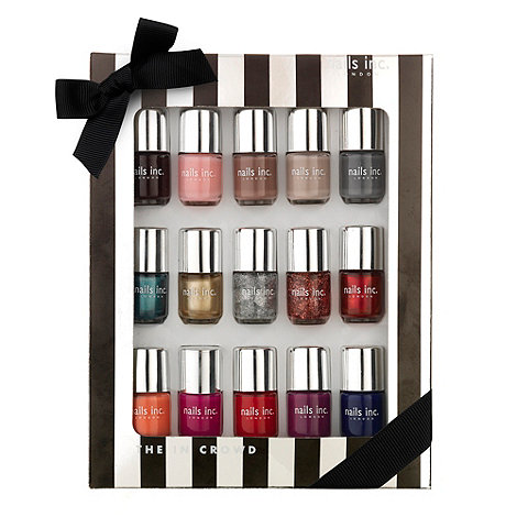 Nails Inc. - Nails inc The In Crowd collection 4ml