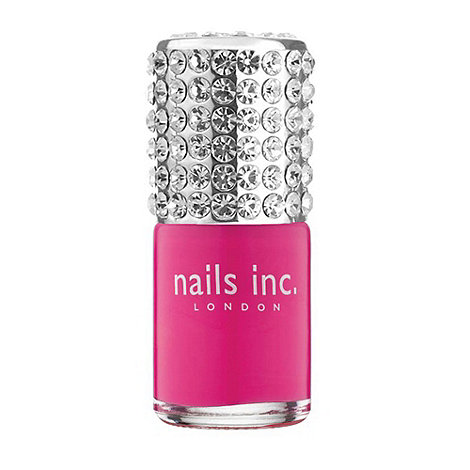 Nails Inc. - Notting Hill Gate Crystal Cap polish 10ml
