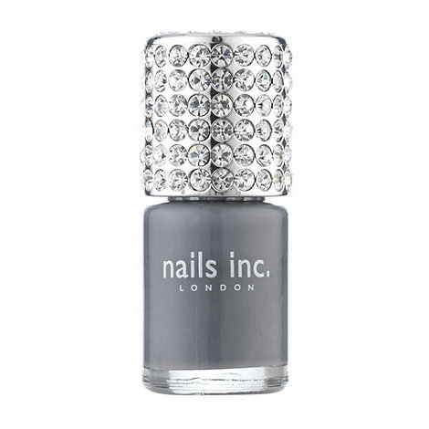 Nails Inc. - Limited edition The Thames crystal cap nail polish 10ml