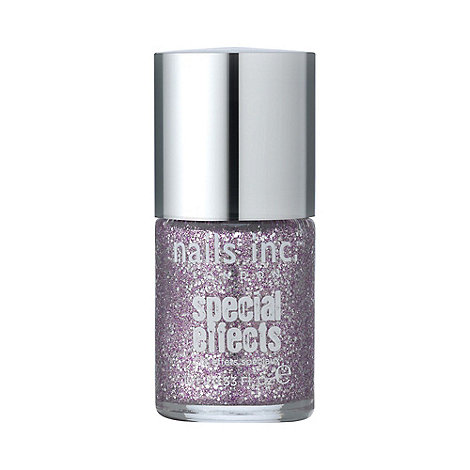 Nails Inc. - Marylebone glitter nail polish 10ml