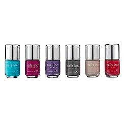 Nails Inc. - Get the gloss nail polish collection