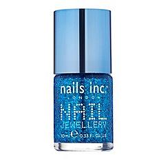 Nails Inc. - Royal Arcade nail jewellery polish