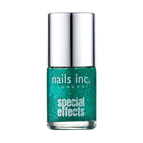 Nails Inc. - Fitzroy Square 3D glitter polish 10ml