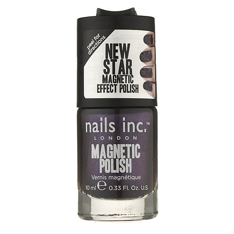 Nails Inc. - Nails inc The West End Magnetic polish 10ml