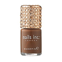 Nails Inc. - Nails inc Princes Gate Crystal Cap polish 10ml