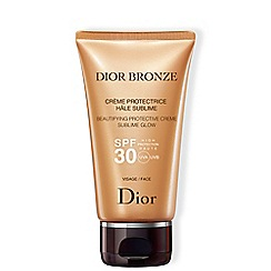 DIOR - Bronze beautifying protective cream sublime glow SPF30 50ml